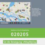 MapMyDay – 20.000 neue Markierungen auf der Wheelmap