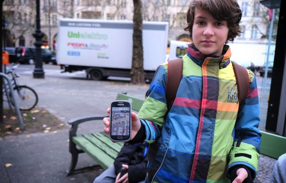 Codeweek 2016 – Werde Wheelmap-Schülerbotschafter*in!