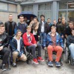 Students in Vienna discover Wheelmap