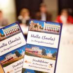 Wheelmapper in Halle veröffentlichen ihre Ergebnisse in Broschüre