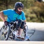 Wheelchairskating mit WCMX-Profi David Lebuser