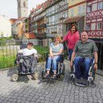 Tipps für einen Ausflug mit Rollstuhl in Hamburg, München, Köln, Erfurt und Co.