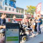 Mit Wheelmap.org in Toronto