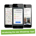 Yeah! The new Wheelmap App is out!