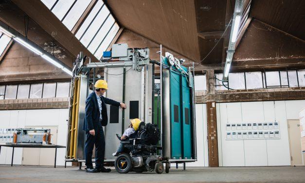 """Deutscher Nachhaltigkeitspreis – Stimm ab für unser Aufzugsprojekt """"Elevate"""""""