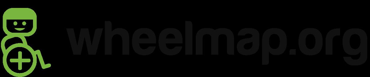 Logo von Wheelmap.org